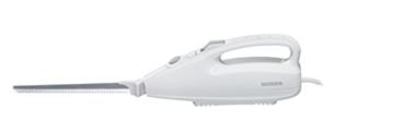 Severin EM 3965 Elektromesser, weiß-grau - 1